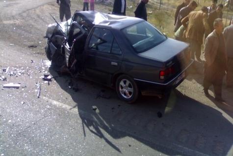 کاهش ۷.۱ درصدی تلفات رانندگی در لرستان