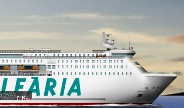 Company orders giant LNG fuelled 'smart ferry'