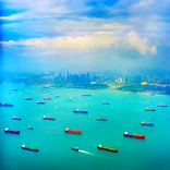 Singapore Pushes Shipping to Adopt Cleaner Fuels