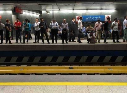 انباشت مسافر در مرکز؛ نتیجه تعریف خطوط مترو از حاشیه تهران