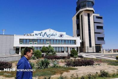 فرودگاه شاهرودآماده پذیرش هواپیماهای پهنپیکر/ارتقای سیستم ناوبری