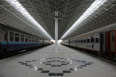 افزایش ۱۱درصدی ضریب اشغال قطارهای مسافری مشهد
