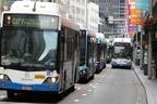 حملونقل عمومی در شهری که 16 برابر تهران است