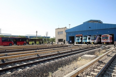 گزارش تصویری / بهره برداری ازاتوبوس های شهری و واگن های جدید مترو تهران