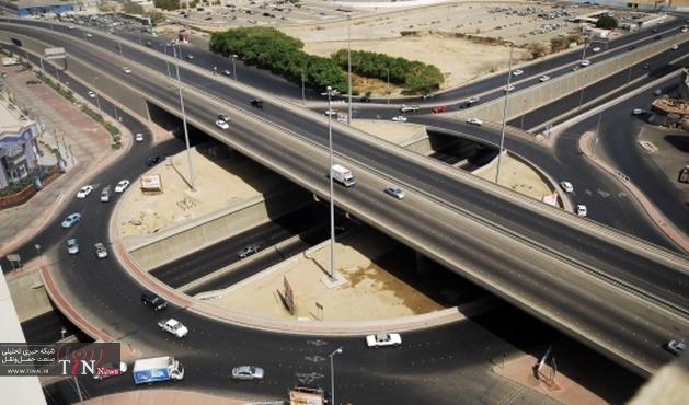 جدول وضعیت ترافیک راههای اصلی و فرعی استان تهران - ۱