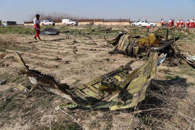 نشست بررسی سانحه هواپیمای اوکراینی با حضور ۸ کشور و ایکائو