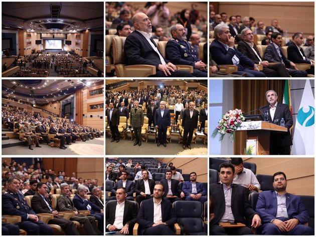 آغاز  به کار نهمین دوره نمایشگاه بین المللی هوایی ایران