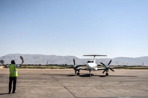 وارسی پروازی سامانههای ناوبری و کمک ناوبری در ١۴ فرودگاه کشور