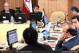 گزارش تصویری/ برگزاری جلسه ۱۹۶ شورای عالی هماهنگی ترابری کشور به ریاست وزیر راه و شهرسازی