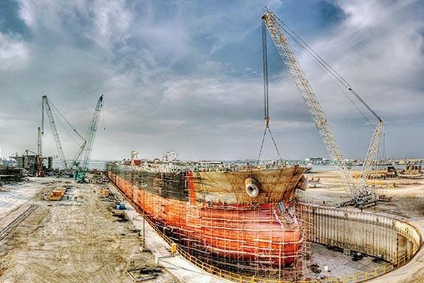 انعقاد قرارداد ساخت شناورهای دریایی