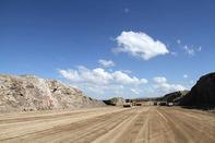 بازدید از راههای اصلی در حال احداث استان اردبیل