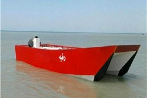 ساخت شناور کامپوزیتی ضد غرق در کشور