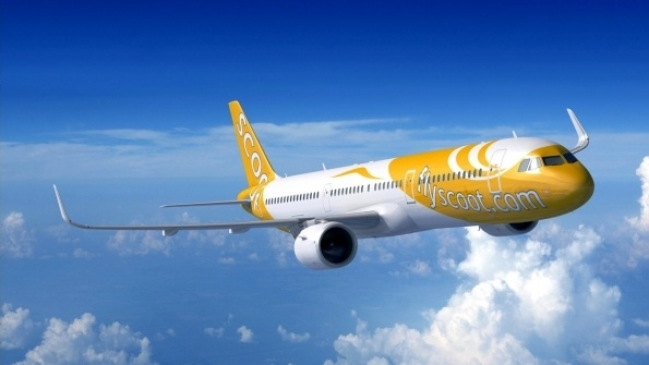 Scoot to add 16 A321neos in 2020 4Q