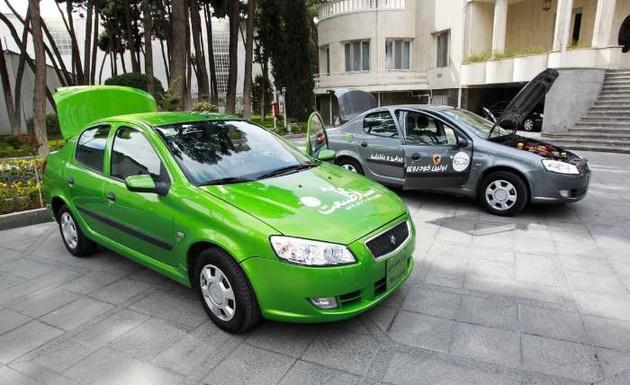 رونق تدریجی تولید خودروی برقی درجهان