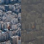 دود بیعملی در آسمان تهران
