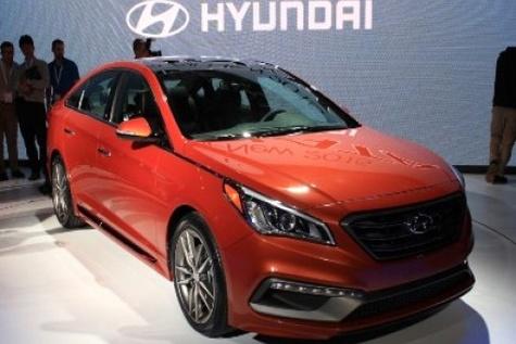 Hyundai recalls ۴۷۰,۰۰۰ Sonatas to replace engines