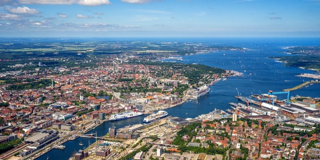 Port of Kiel launches onshore power supply plant