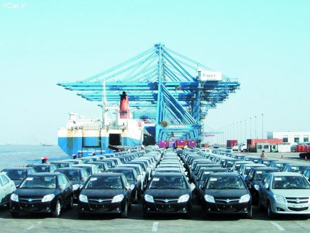 ارزش خودروهای وارداتی از ۱,۵میلیارد دلار گذشت