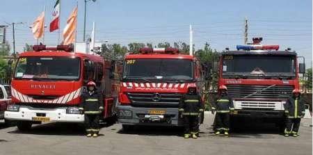 563 آتش نشان به مناسبت روز طبیعت در 260 بوستان تهران مستقر شدند