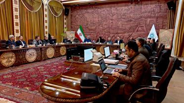 اجرای زیرزمین راهآهن میانه-تبریز در حریم شهر تبریز
