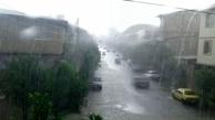 پیشبینی بارش 100میلیمتری در گلستان