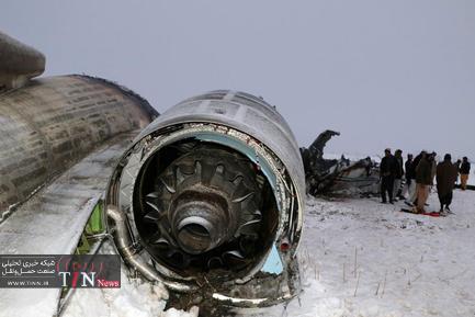 سقوط هواپیمای نیروهای آمریکایی در افغانستان