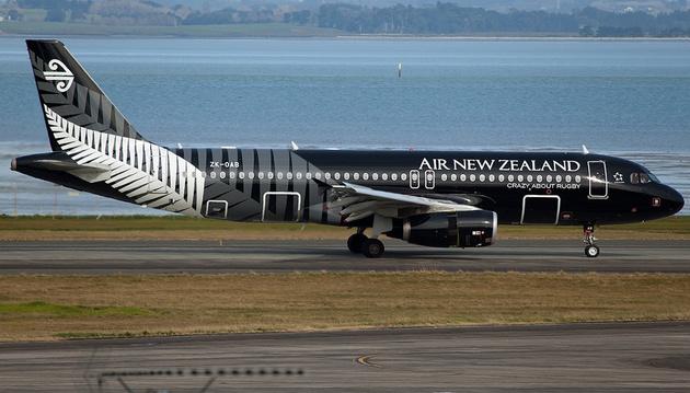 Air New Zealand Grows Capacity Between Dunedin and Auckland