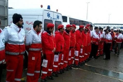 آماده باش سه استان در حادثه زمین لرزه سفیدسنگ