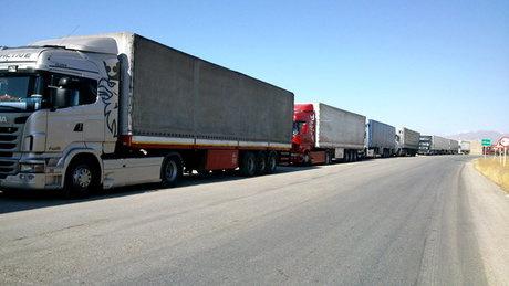 جلوگیری از قاچاق سوخت توسط کامیونهای ترکیهای