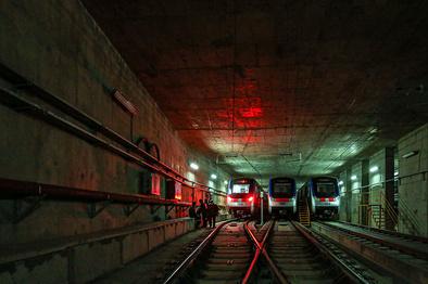 آغاز حفاری 6.5 کیلومتری جبهه غربی خط دوم متروی اصفهان از هفته جاری