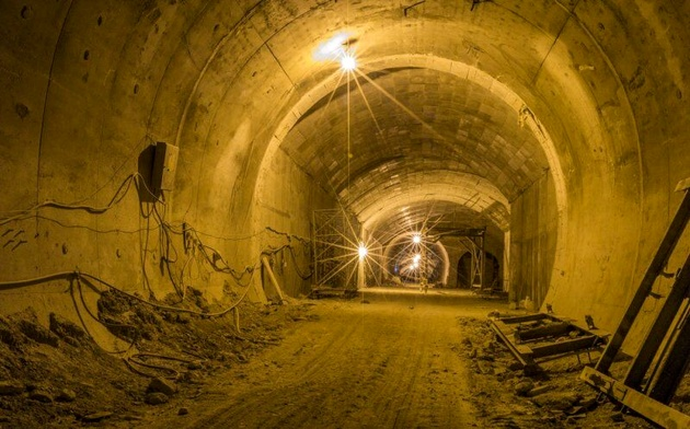 پیشرفت ۲۵ درصدی خط دو متروی اصفهان