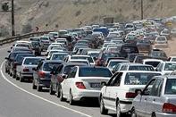 ترافیک سنگین و نیمهسنگین در محورهای مواصلاتی چهارمحال و بختیاری