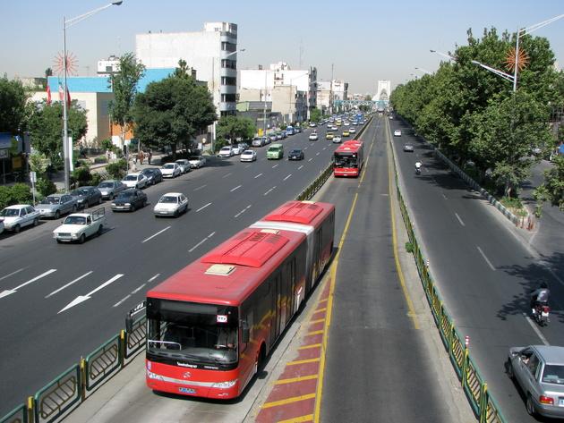 ۶۰ درصد وسایل نقلیه عمومی در تهران فرسوده و آلاینده اند