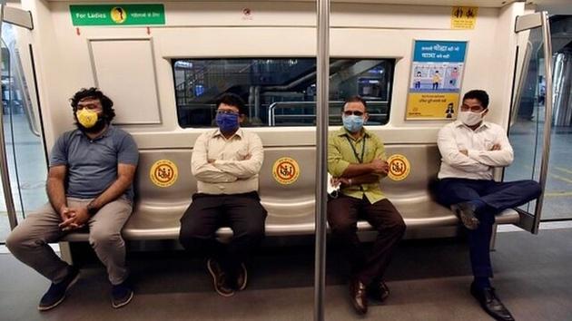 از سرگیری فعالیت متروی دهلی پس از چند ماه تعطیلی