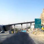 محدودیت تردد از کنارگذر شرقی ایلام به مدت ۳ شبانهروز