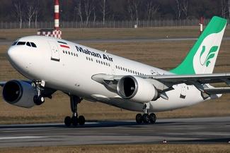 حبس مسافران در هواپیما در گرمای اهواز+فیلم