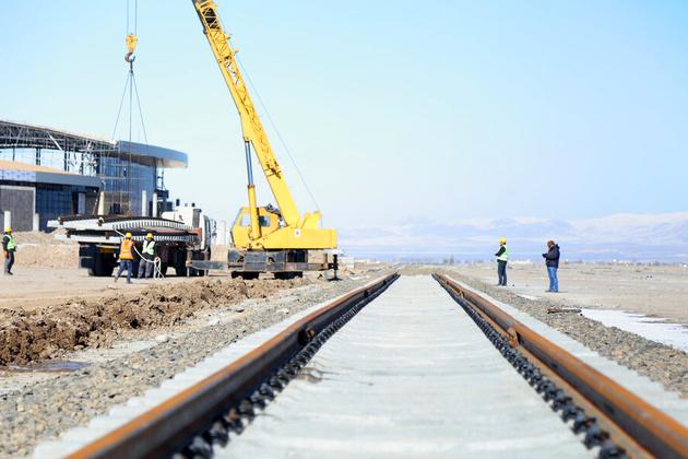 معاون فنی راهآهن کشور: اجرای طرحهای ریلی یزد شتاب میگیرد