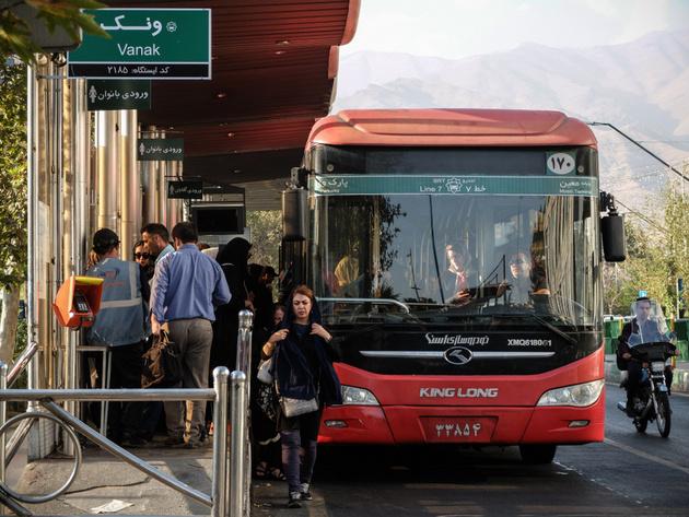 فیلم   مردان پرتلاش شرکت واحد اتوبوسرانی