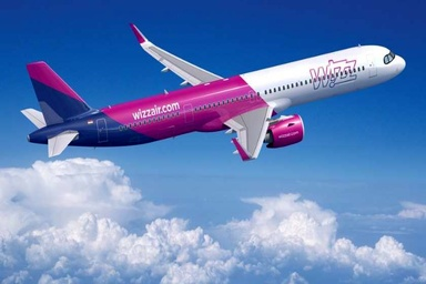 Wizz Air to Launch Flights to Abu Dhabi Already in June