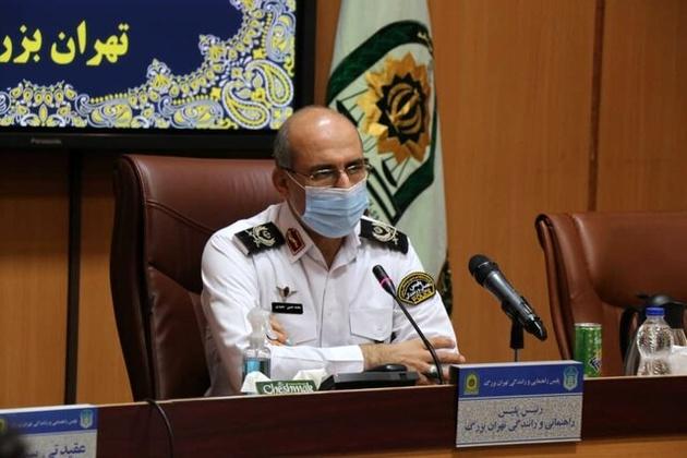 خودروهای فاقد معاینه فنی در تهران تا روز یکشنبه جریمه نمی شوند