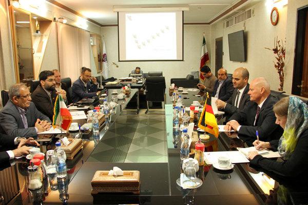تسهیل ورود تجار ایرانی به آلمان
