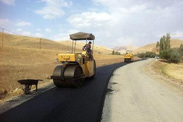 ساخت ۱۸۵ کیلومتر راه در کردستان