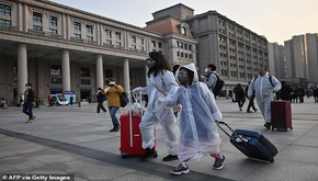 تصاویر| قرنطینه «ووهان» پس از 76 روز برداشته شد