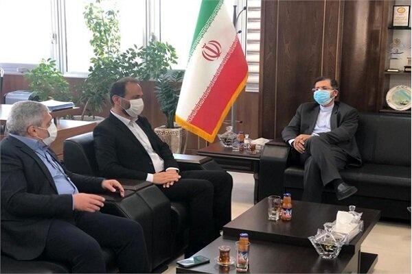 سخنگوی وزارت خارجه از بندر شهید رجایی بازدید کرد
