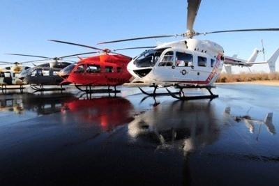 آموزش خلبانی هلیکوپتر جهت انجام عملیات اورژانس در مناطق محروم و صعبالعبور