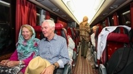 ورود قطار گردشگری به اصفهان