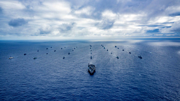 Twenty-Five Nations Conclude RIMPAC, the World's Largest International Maritime Exercise