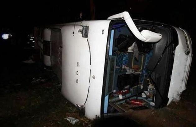 تصادف در محور طبس - بشرویه ۴ کشته و ۶ مصدوم داشت