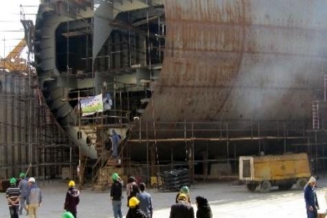 وضعیت صنعت کشتی سازی در ایران