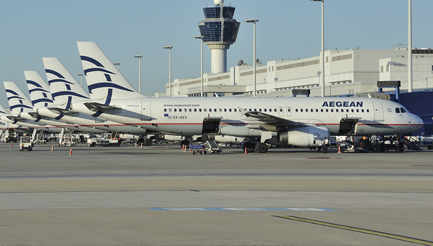 Aegean Airlines Firms Up Order for 30 A320neo Family Aircraft